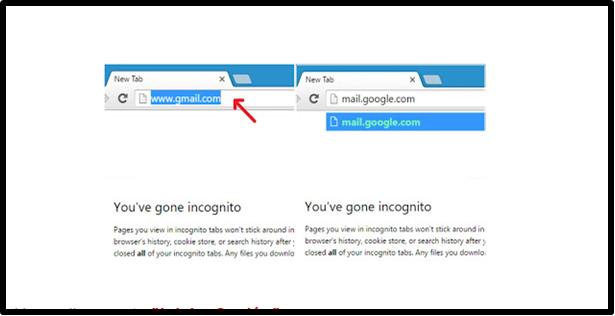 Gmail Entrar Login Gmail Conta Criar Conta E Login Storing Cookies Incognito Browser
