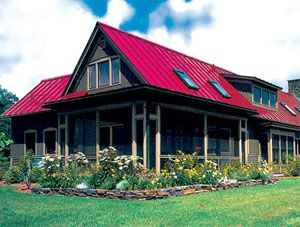 Appreciate Your Home With Quality Metal Roofing   Find The Average Metal  Roof Value In Your