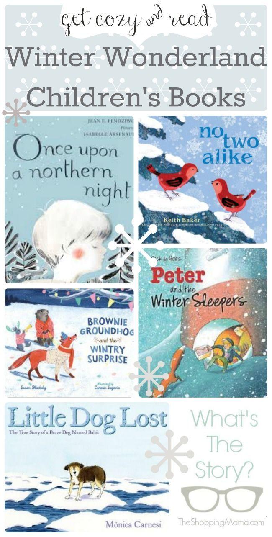 e2832f8f9f08 Cozy Winter Books for Kids