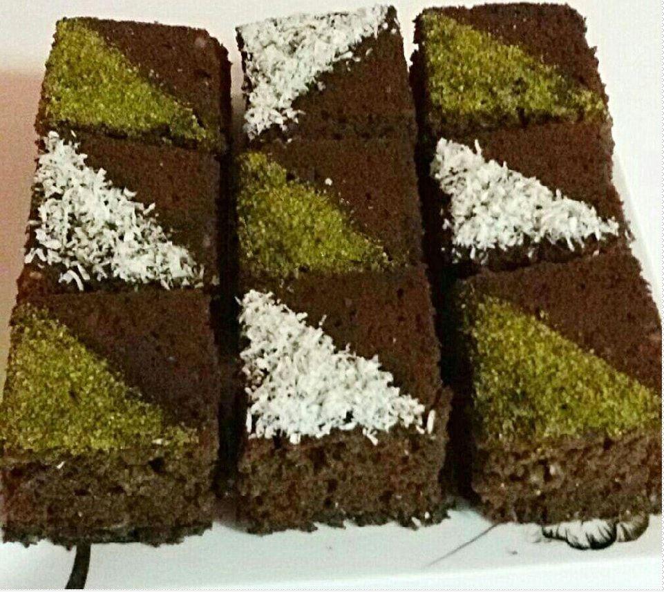 اسلایس کیک خرما و نارگیل Recipe Pav Recipe Coconut Cake Pastry Cake