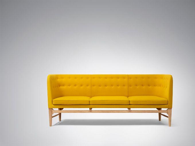 Arne Jacobsen und Flemming Lassen #Seat