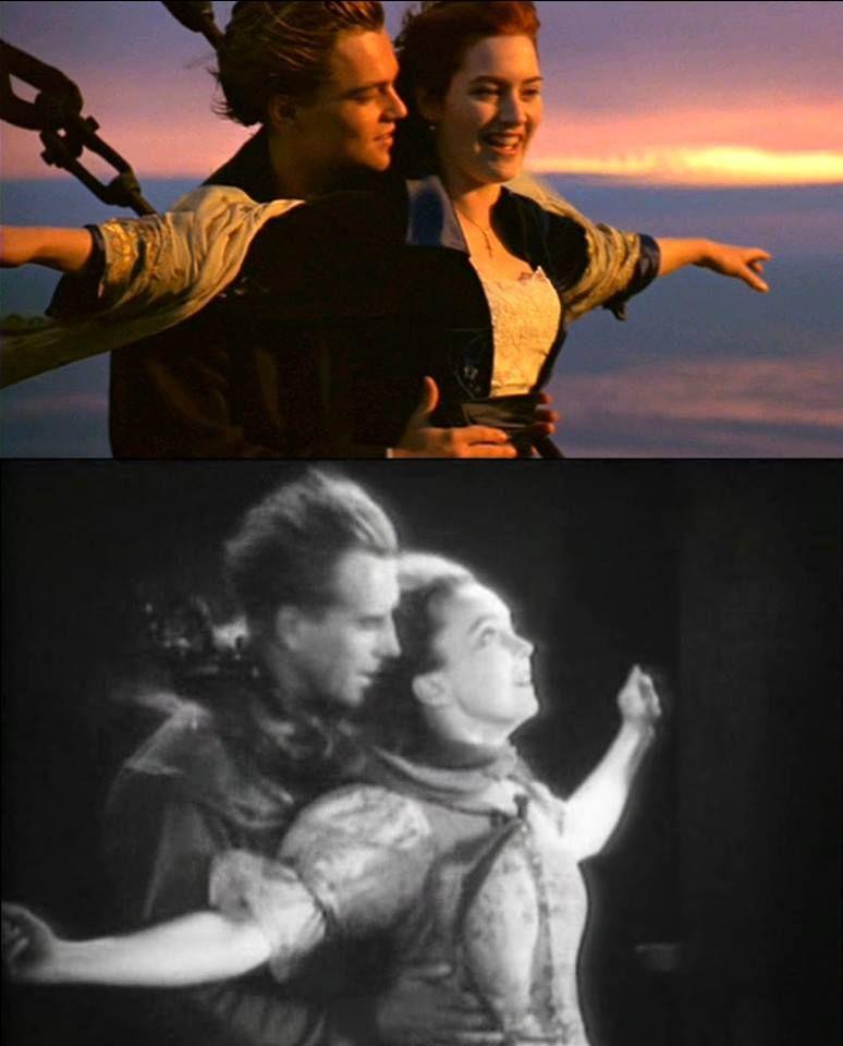 Titanic 1997 James Cameron The Wind 1928 Victor Sjostrom
