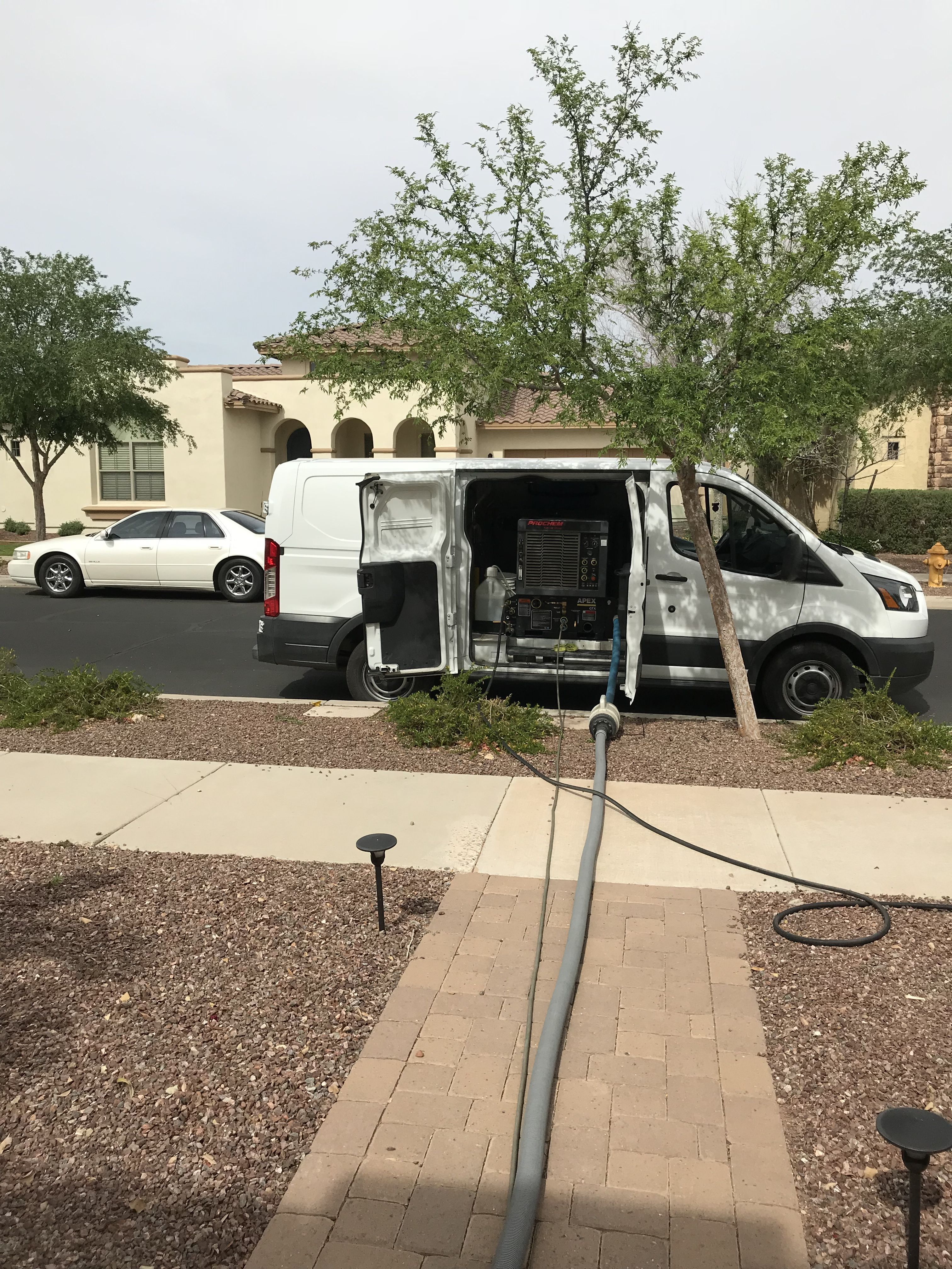 Truck Mount Carpet Cleaning Services The Best Option For