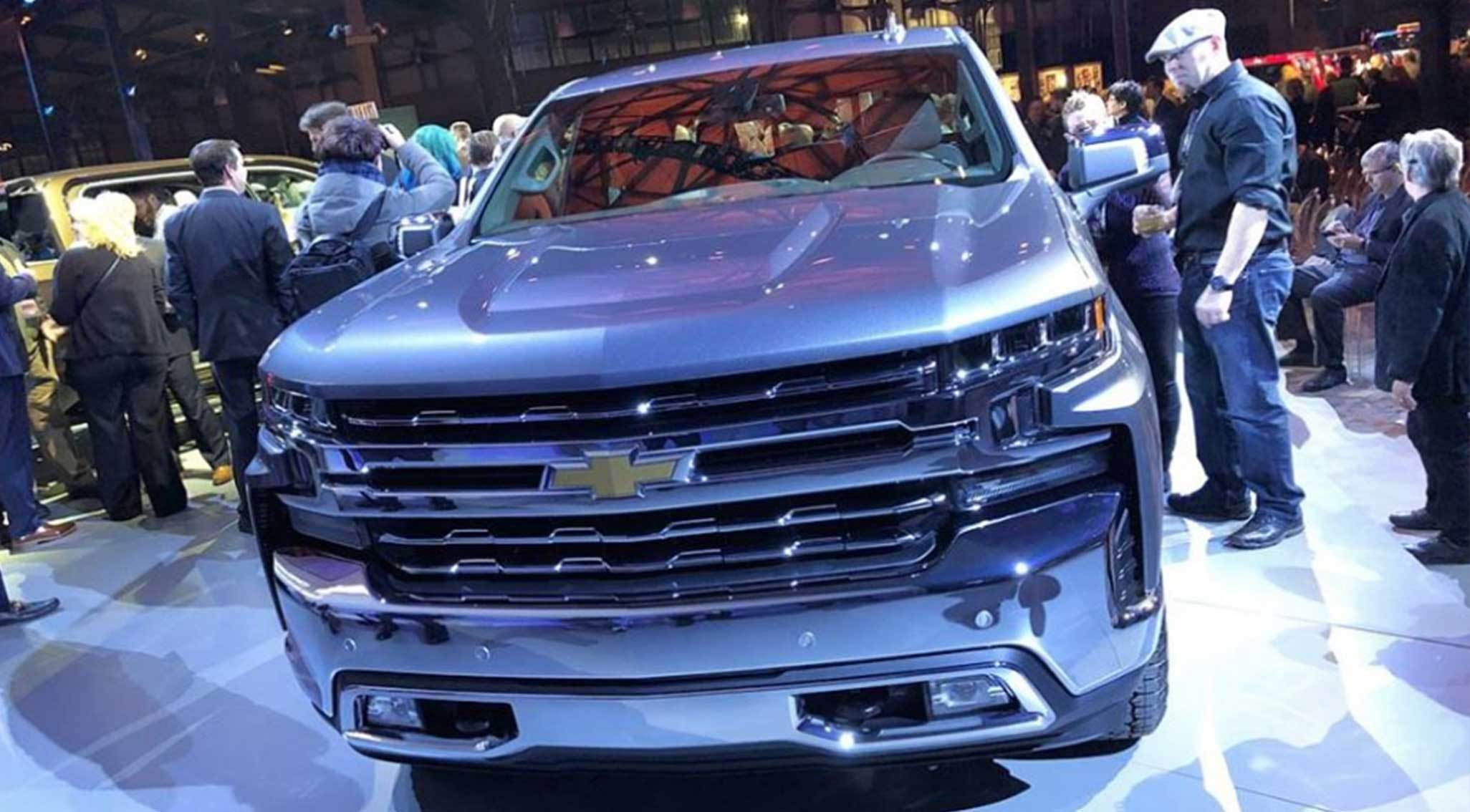 Chevrolet Officially Revealed The Full 2019 Silverado 1500 Lineup