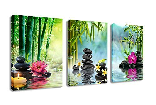 Pink water lily HD Canvas printed Home decor painting Wall art picture poster