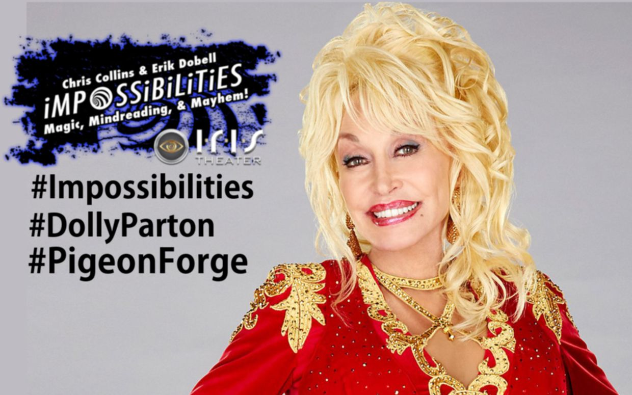 Impossibilities will be participating in it's FIRST Dolly Parton Homecoming Parade this Friday at 6pm! You can watch the event LIVE via Facebook at https://www.facebook.com/events/1700995670140601/  And don't forget to live post the event using the hashtags #impossibilities #dollyparton #pigeonforge
