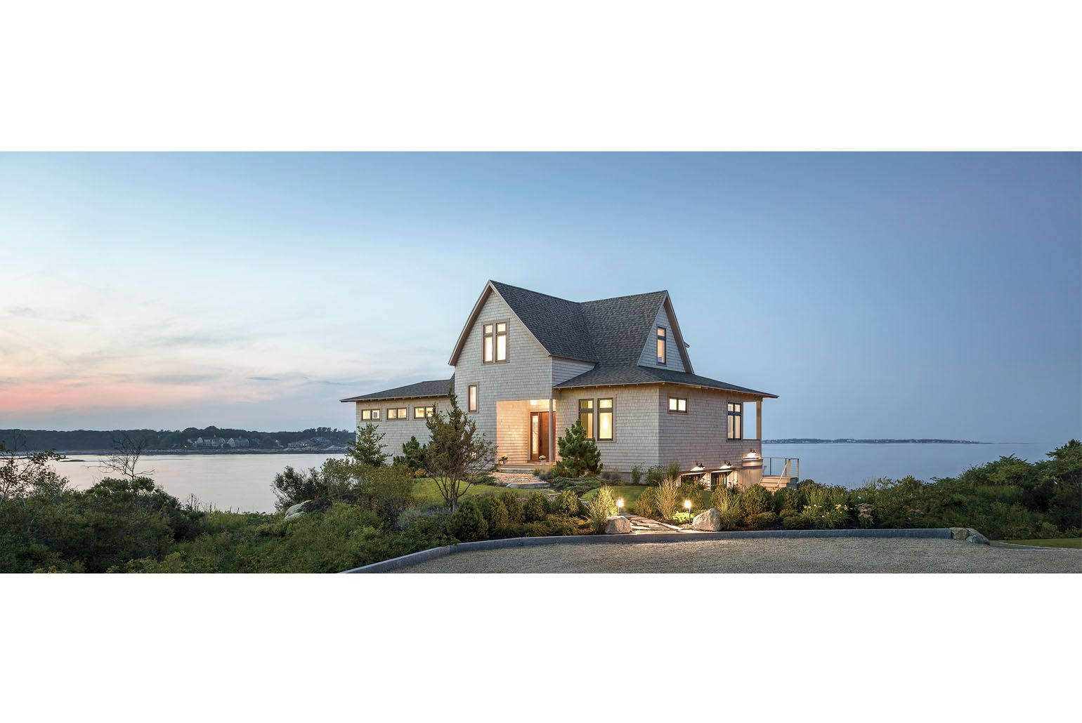fine homebuilding s best new home balances a traditional form with