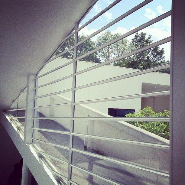 Villa Savoye - Poissy - Le Corbusier - France | Architecture ...
