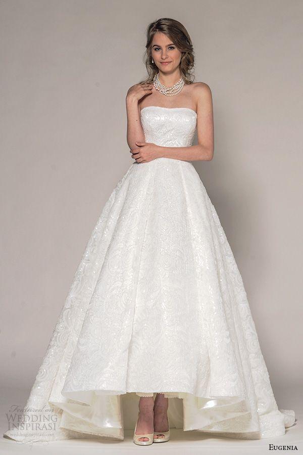 Eugenia couture fall 2016 wedding dresses wedding a for High couture wedding dresses