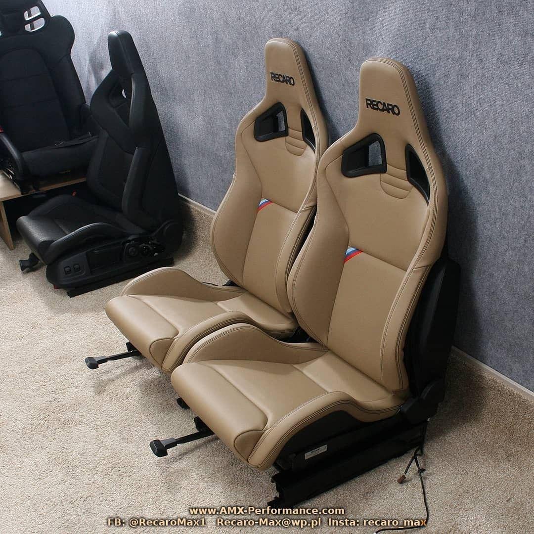 Bamboo Bmw Recaro Seats Amx Performance Com Car Upholstery Car Seats Recaro