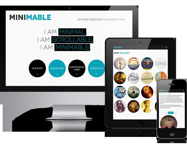 Minimable Free Responsive Wordpress Theme Freebies Fribly Wordpress Theme Responsive Wordpress Theme Free Responsive Best Free Wordpress Themes