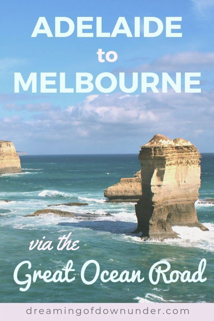 Plan your road trip with this useful Adelaide to Melbourne drive itinerary via the Great Ocean Road. Includes Victoria and South Australia attractions such as the Twelve Apostles, The Otways and Mount Gambier, as well as driving times and distances, petrol and accommodation costs and recommended campsites. #australia #travel #travelaustralia #camping