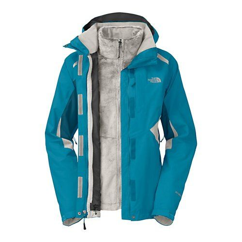 The North Face Boundary Triclimate Womens Insulated Ski Jacket The North Face Http Www Amazon Com Dp B00atrdzjm Re Triclimate Jacket North Face Women Jackets