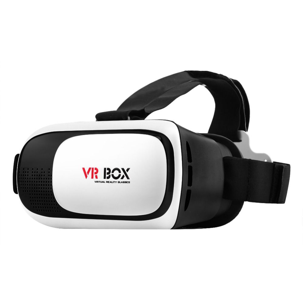 6a92ab583296 VR Glasses Google Cardboard VR BOX II 2.0 Pro 3D Virtual Reality Glasses  Gear Version Headset