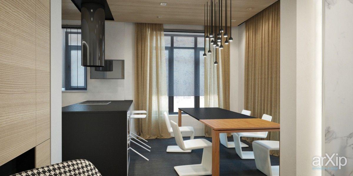 Кухня-столовая: интерьер, квартира, дом, кухня, минимализм, стена, 20 - 30 м2 #interiordesign #apartment #house #kitchen #cuisine #table #cookroom #minimalism #wall #20_30m2