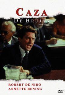 La caza de brujas (1991) EEUU. Dir: Irwin Winkler. Drama. Cine dentro do cine. Xornalismo. Dereito. Anos 50 (EEUU) - DVD CINE 1522