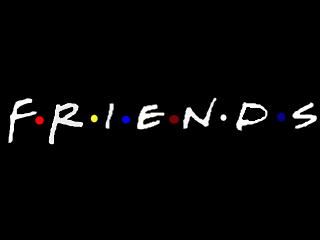 Friends Tv Show Logo F R I E N D S Friend Logo Friends Tv Show
