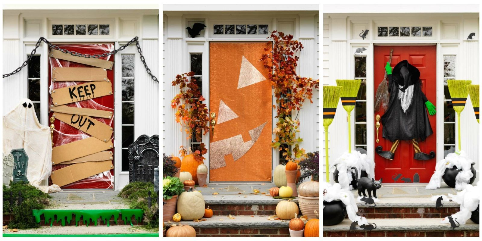35+ Spooky Outdoor Halloween Decorations Your Yard Needs - Scary Halloween Yard Decorating Ideas