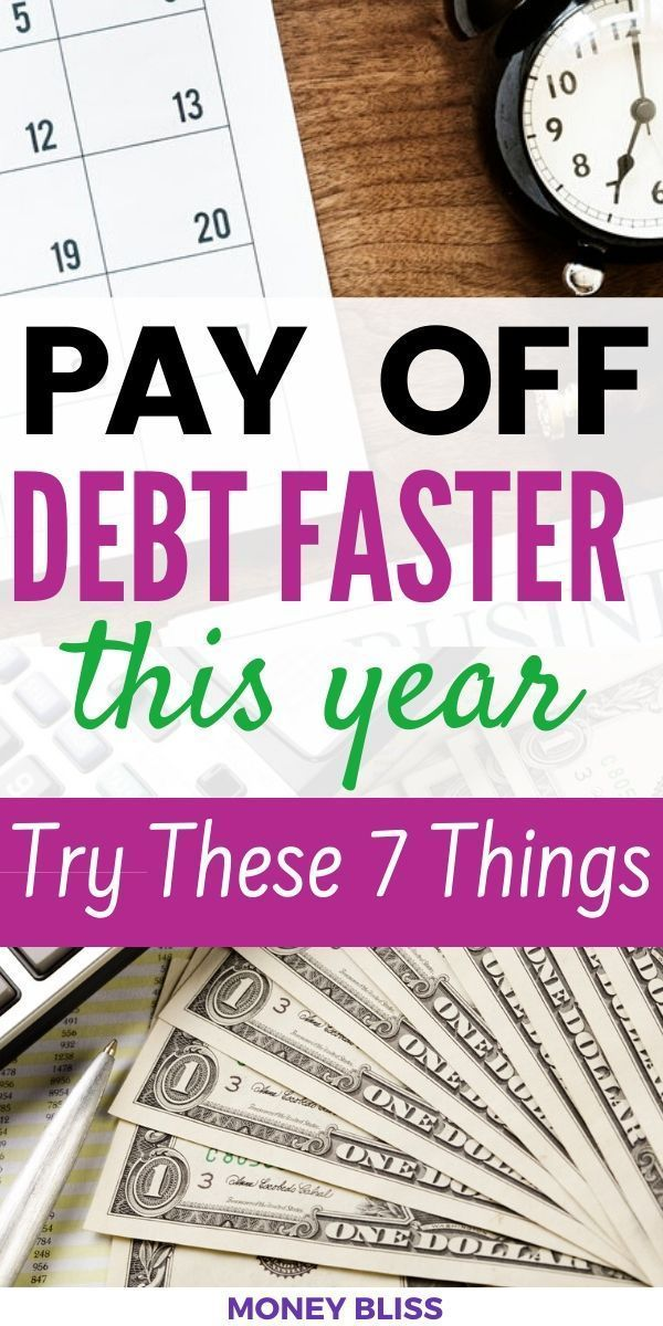 7 Things to Give UP to Pay Off Debt Faster  Money Bliss Ready to pay off debt faster this year Find simple tips to paying off debt quickly You can still pay off your debt...