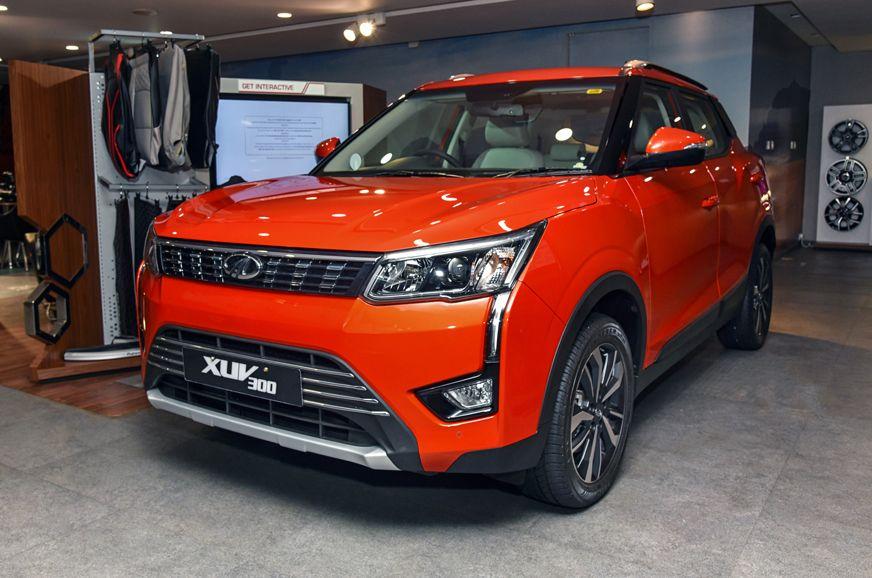 Mahindra Xuv300 Crosses 40 000 Unit Sales Milestone In 2020