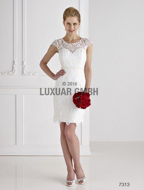 1aa6bd767481 Krátke svadobné šaty Svadobny salon valery