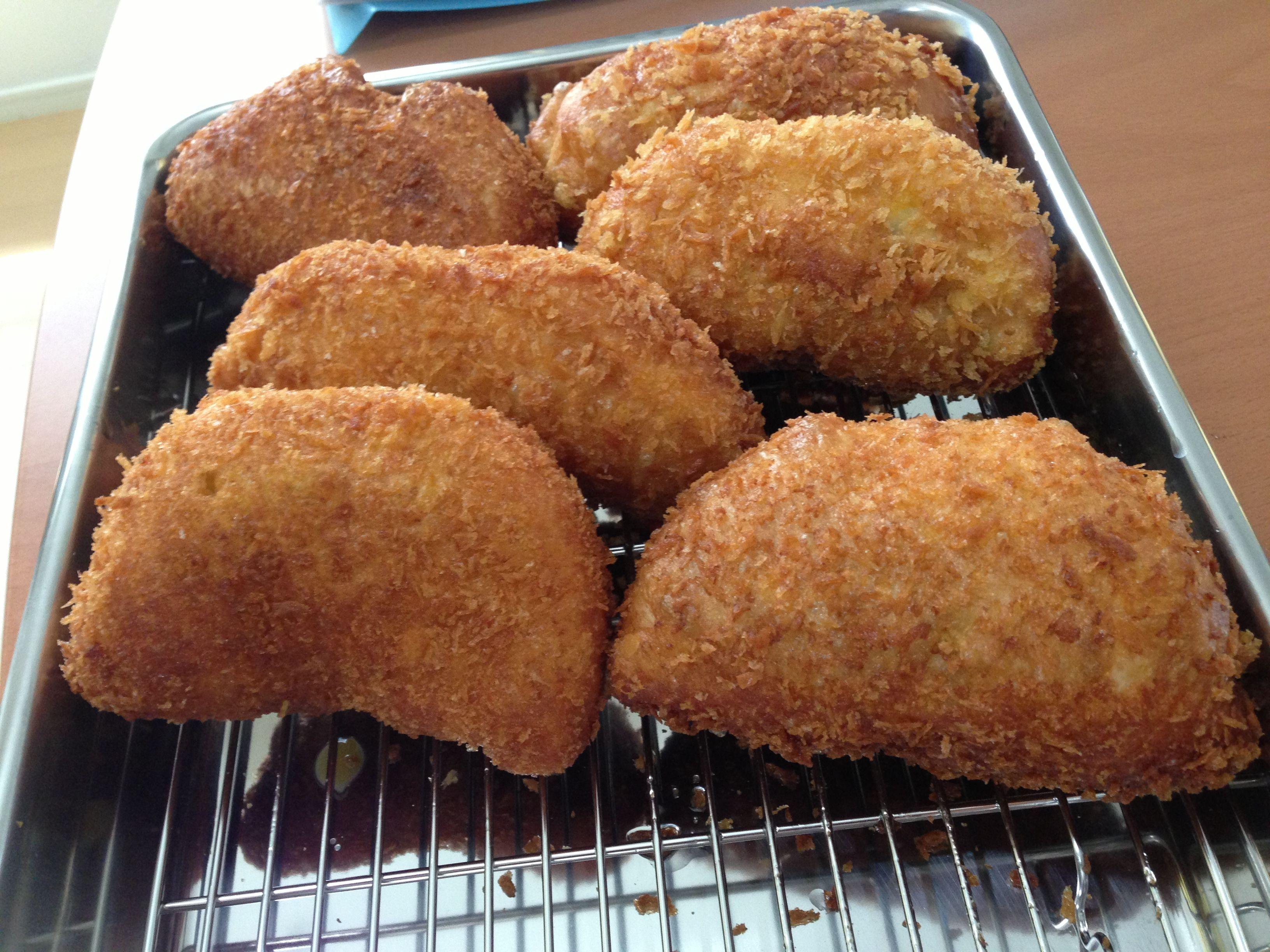 Kare Pan Recipe How To Make Japanese Curry Bread Curry Bun Curry Buns Curry Bun Recipe Kare Pan Recipe