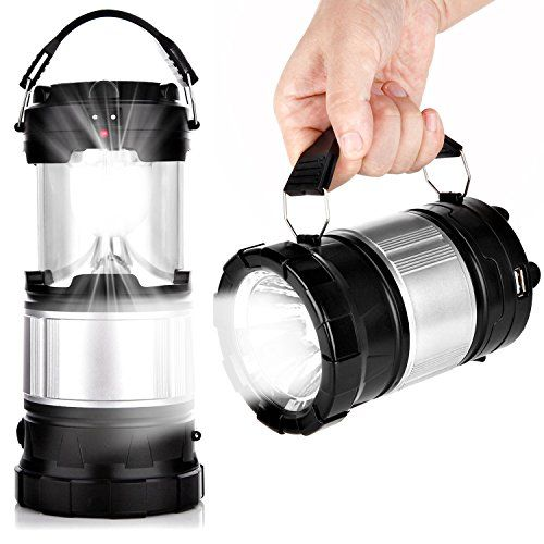 Led Lantern Odoland Bright Portable Led Camping Lantern Flashlights