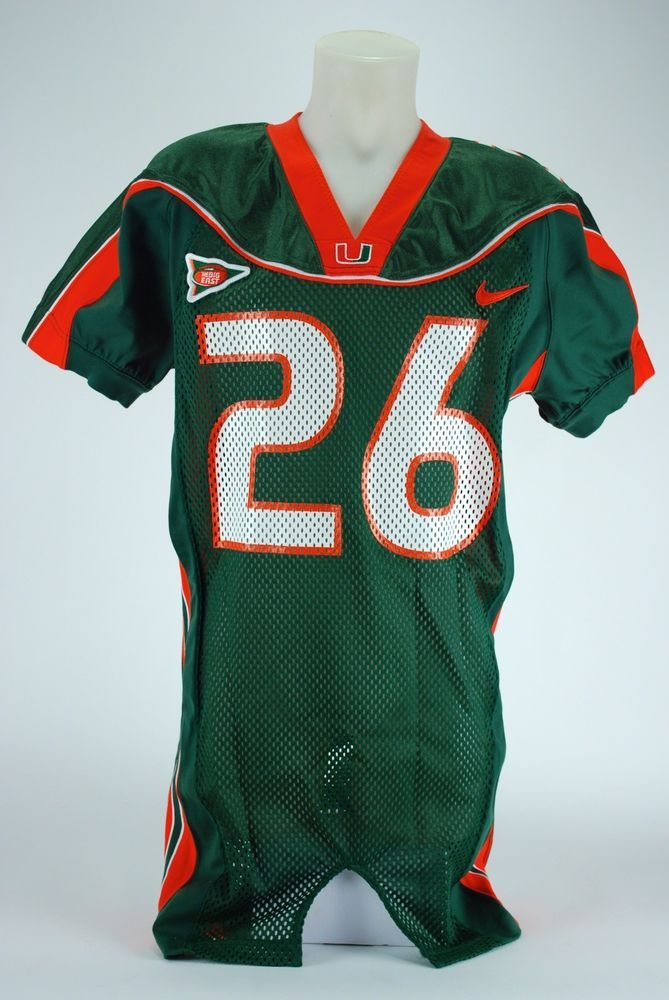 huge discount ab726 ef50e sean taylor miami jersey authentic