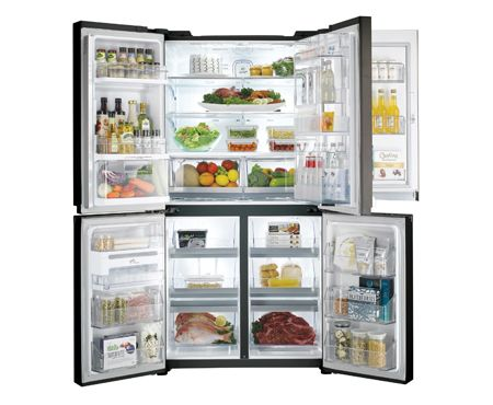 LG GR 5D951L   951L Door In Door™ French Door Refrigerator If