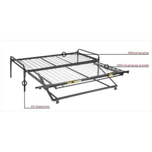 the latest f0914 911ba The Mantua 5300 Pop Up Trundle is a heavy duty trundle bed ...