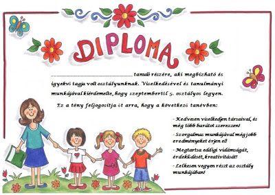 Játékos tanulás és kreativitás: Búcsúajándék ötletek: 2. Diploma