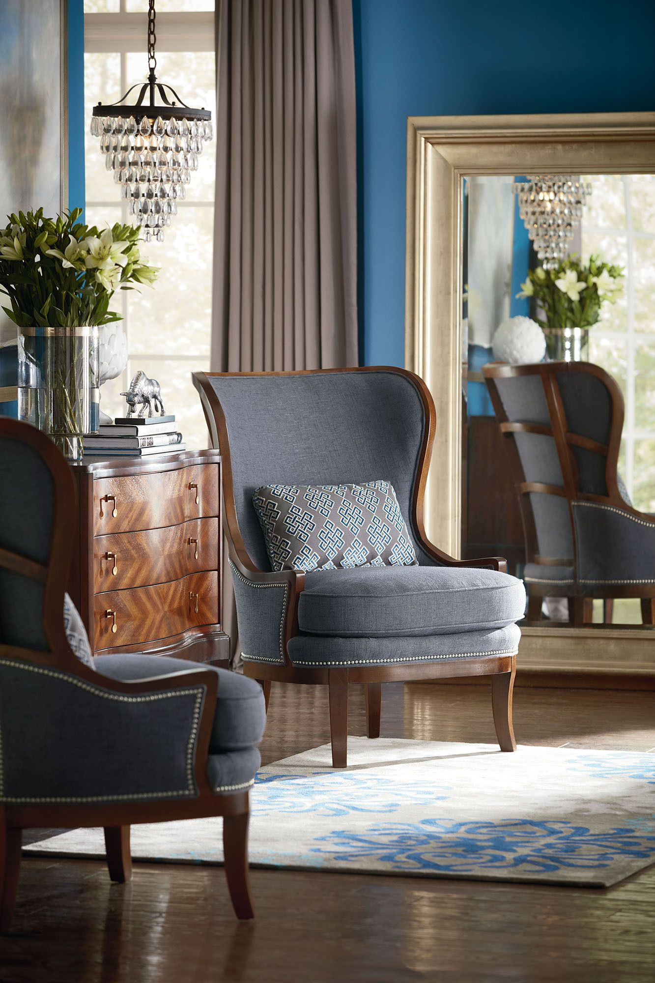 Wing Chair | Fairfield Chair Company | Home Gallery Stores