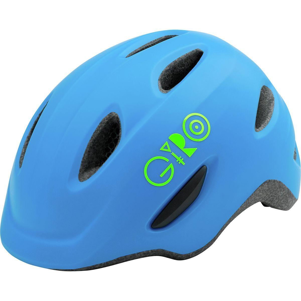 Giro Scamp Helmet Kids In 2020 Cool Bike Helmets Bike Helmet