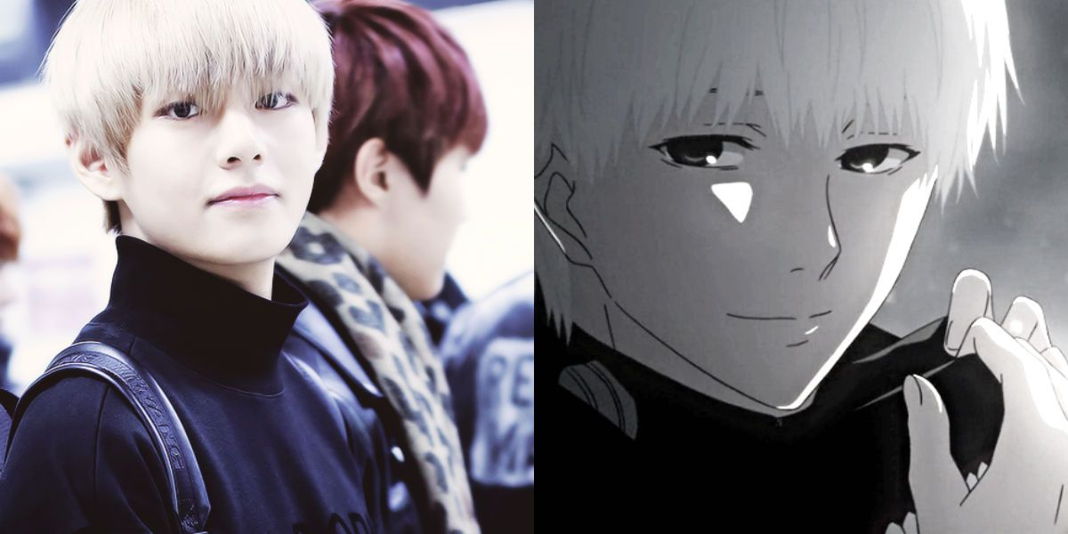 15 K Pop Stars That Are Basically Anime Characters In Real Life