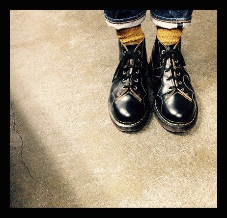 06a43ef176ec7 Dr. Martens - 'Church' Monkey boot | Style in 2019 | Shoes, Dr ...