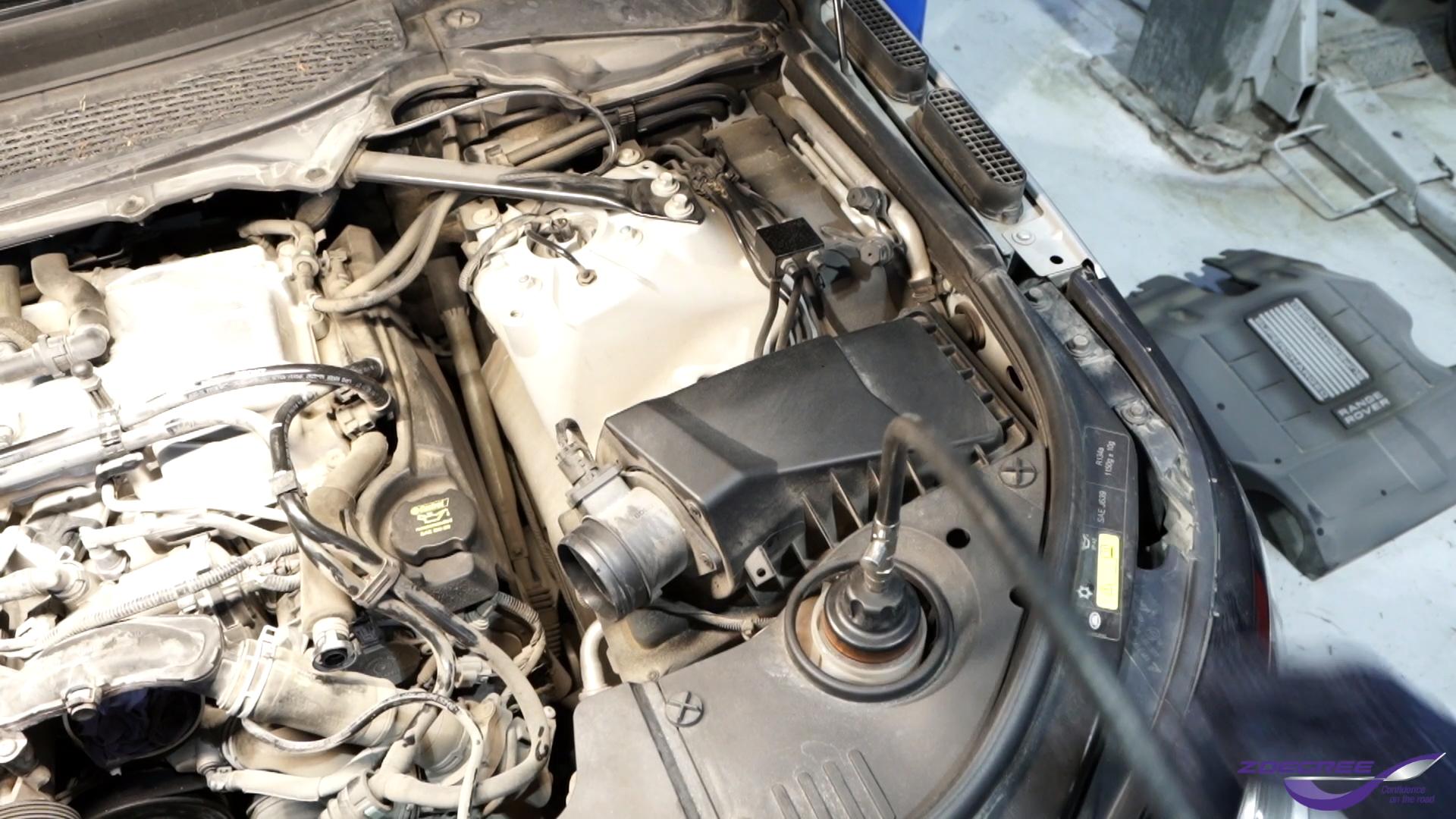 Coolant Leak Check Video Leaks Car Sci Fi Spaceship