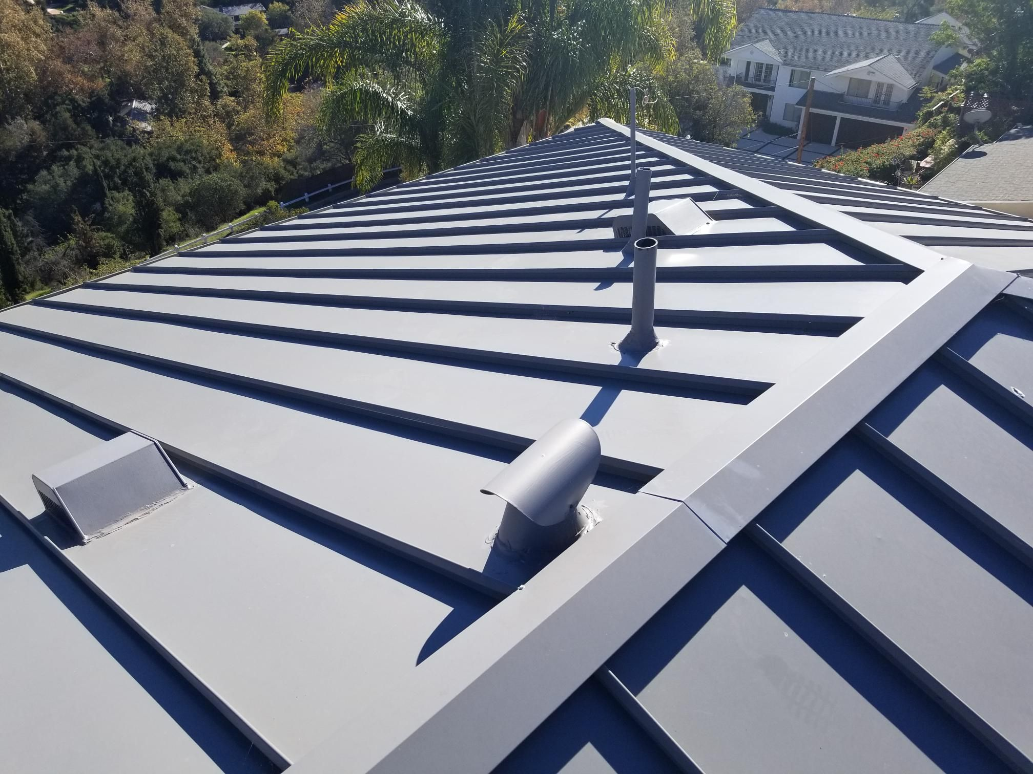 Los Angeles Roofing Contractor Roofing Services Cool Roof Roofing