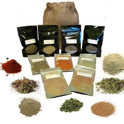 Essential Survival Herb Kit