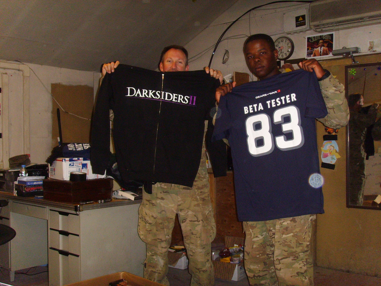 Operation Supply Drop! Sports jersey, Drop, Gears of war
