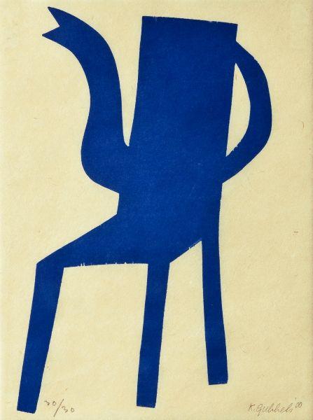 la chaiseklaas gubbels, 2000 | rijnstate kunstcollectie | art ii