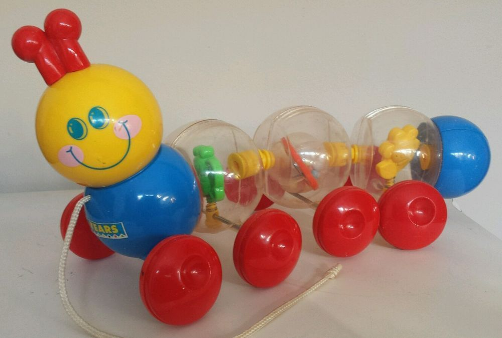 Toy Name Wiggly Caterpillar Manufacturer Fun Years Appearances
