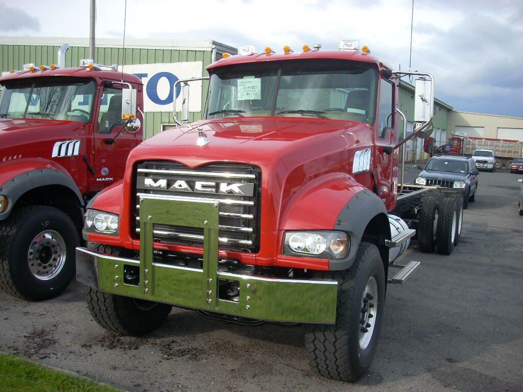2012 mack cab chassis gu713 for sale mack truck [ 1024 x 768 Pixel ]