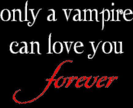 <3Vampires    @Michelle Casperson Eberhard   I am gonna stitch this into a pillow for you!!!