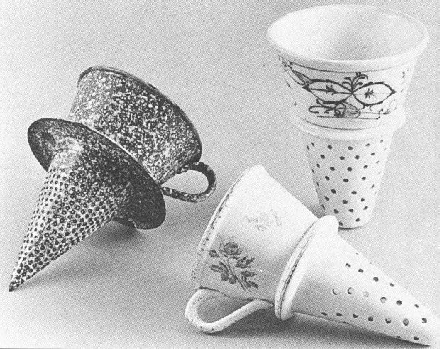Melitta Bentz Invented The Paper Coffee Filter From A Piece Of Blotting And Then Puncturing Brass Pot With Holes