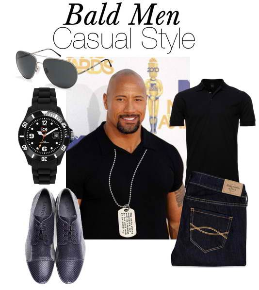 Bald Men Casual Style Mens Suits Style Tips Howmendress Menswear Mensfashion Bald Men Style Mens Fashion Casual Men Casual