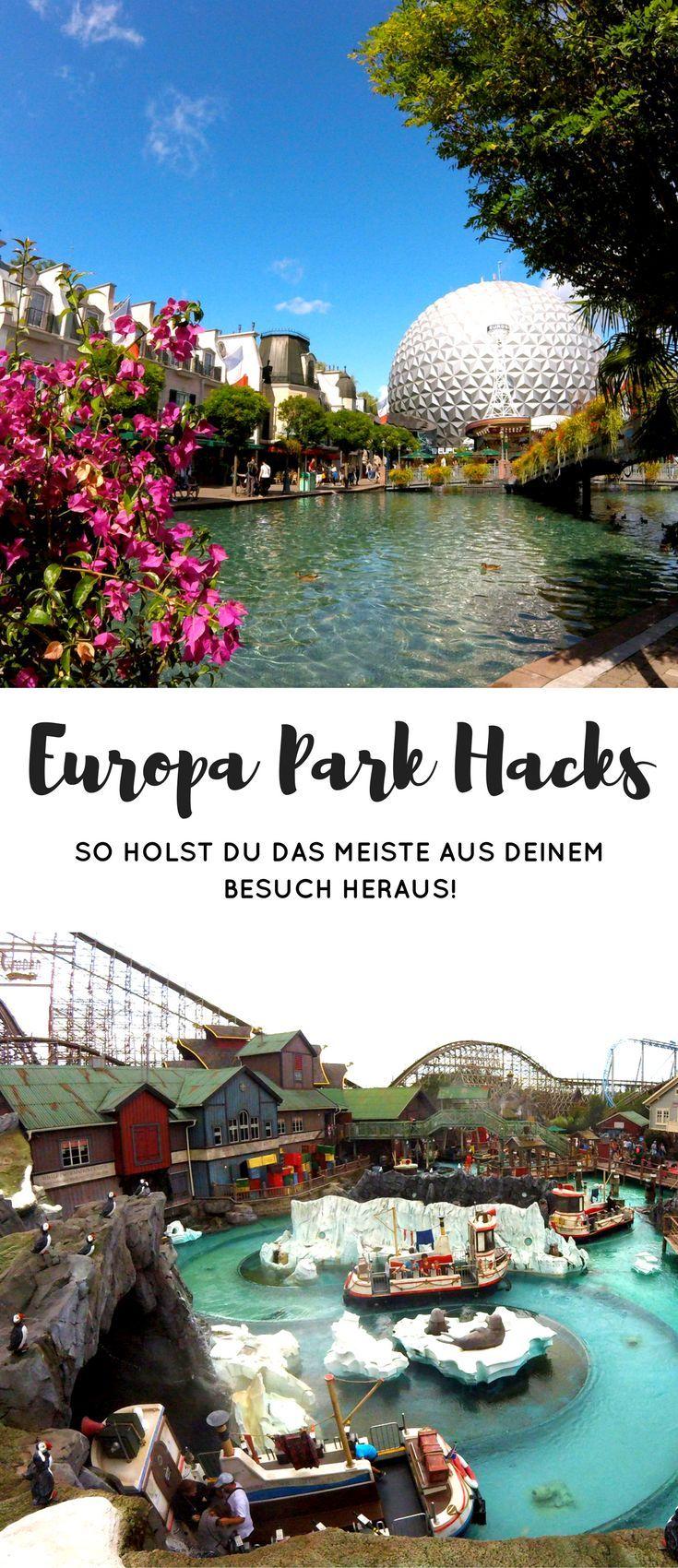 Europapark Rust Wartezeiten