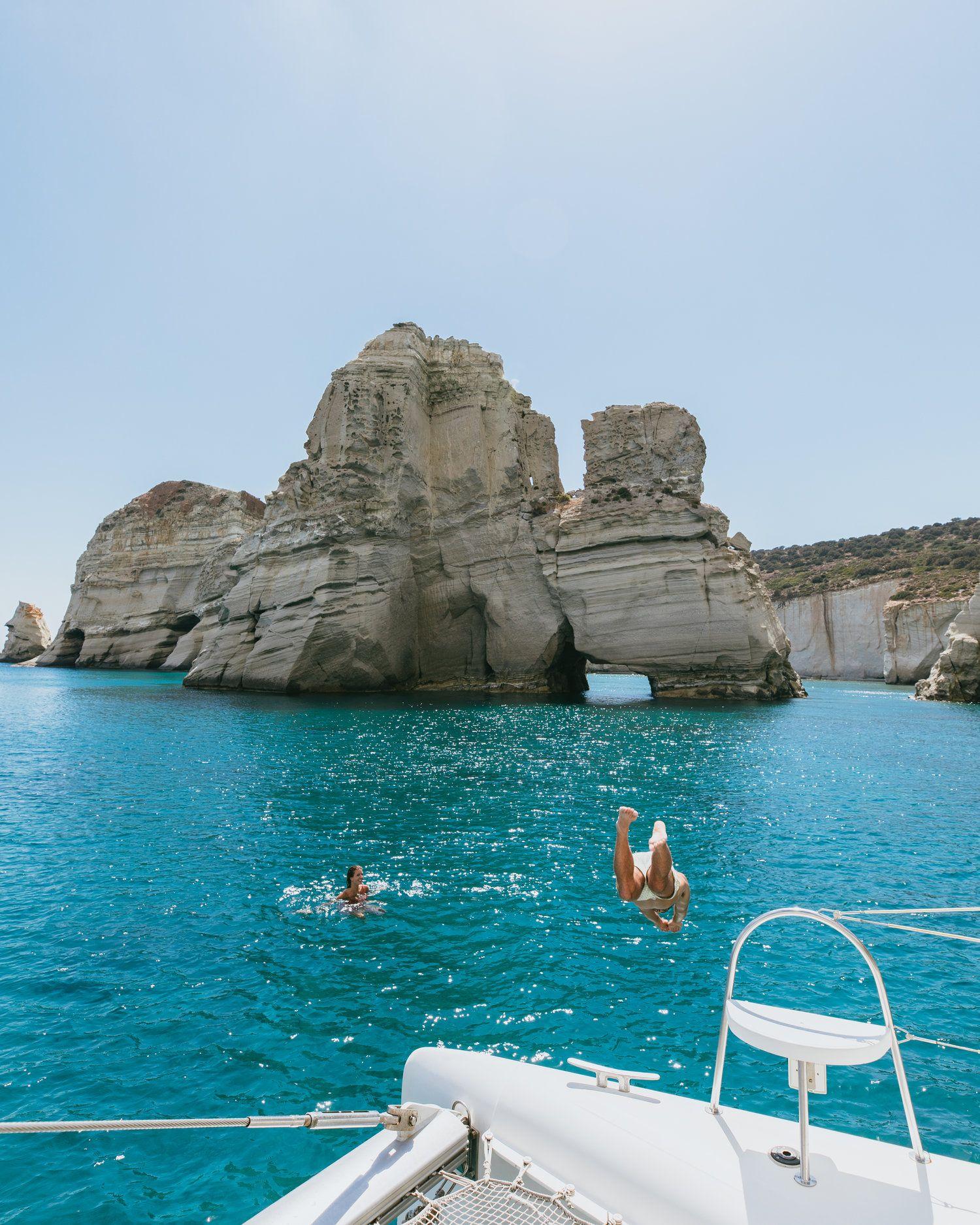 Milos Travel Guide. | Showit Blog
