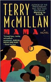 Mama by Terry McMillan: Book Cover
