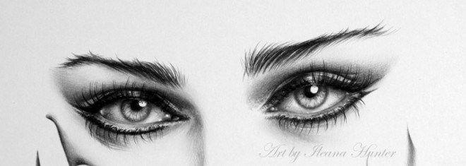 dibujos de ojos realistas 18 - Arte Feed   Eyes   Pinterest   Ojo ...