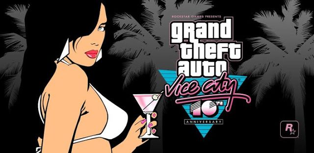 Download Grand Theft Auto Vice City Full Apk 1.02 + Data Files   Android  Appania   Grand theft auto, City games, Download games